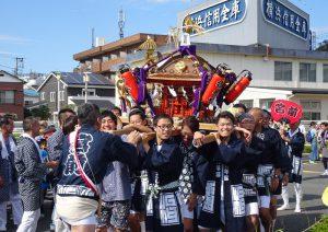 2019年「太尾神社」例大祭(本祭) @ 太尾神社