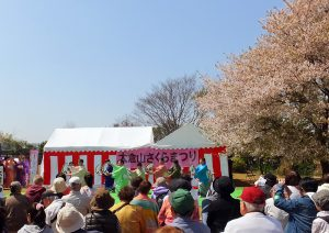 第8回 大倉山さくらまつり2019(イベントデー) @ 太尾南公園/太尾堤緑道