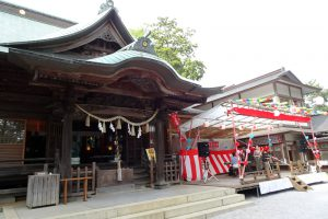 師岡熊野神社「星祭」(初日) @ 師岡熊野神社