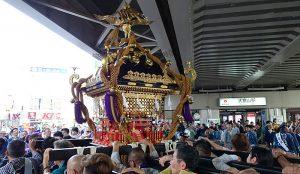 2019年「太尾神社」例大祭(宵宮=前夜祭) @ 太尾神社